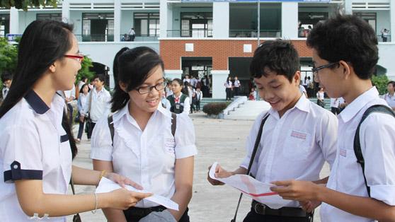 TP HCM công bố điểm chuẩn lớp 10 chuyên