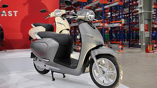 Xe máy điện của VinFast có giá từ 21 triệu đồng