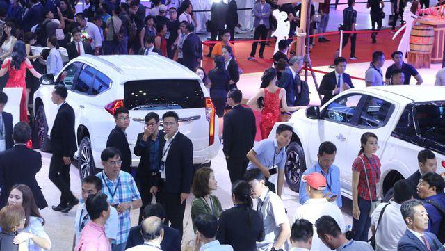 TOYOTA sắp không còn là ngôi vị số 1 tại thị trường Việt Nam