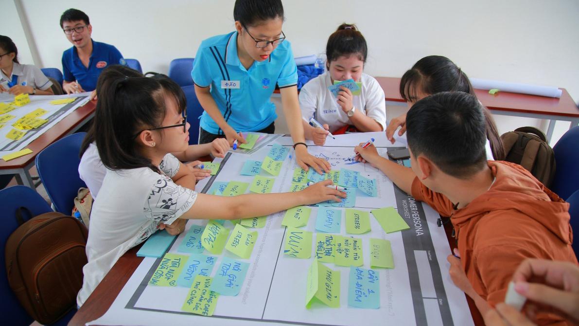 Trường ĐH Công nghiệp Thực phẩm TP HCM tổ chức chương trình đào tạo giảng viên Đổi mới sáng tạo