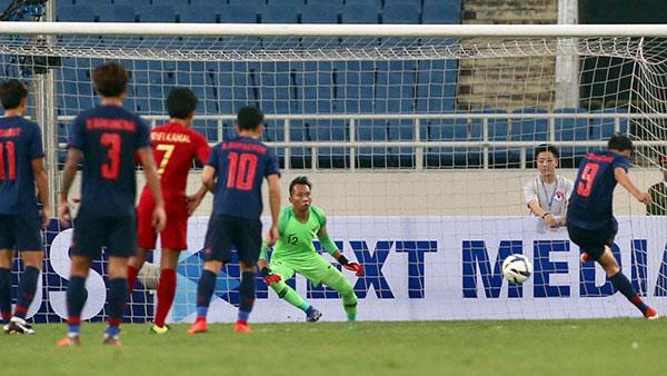 Vòng loại U23 châu Á: Thái Lan thắng Indonesia 4-0