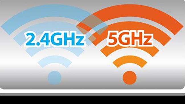 Nên chọn wifi 5GHz hay 2.4GHz?