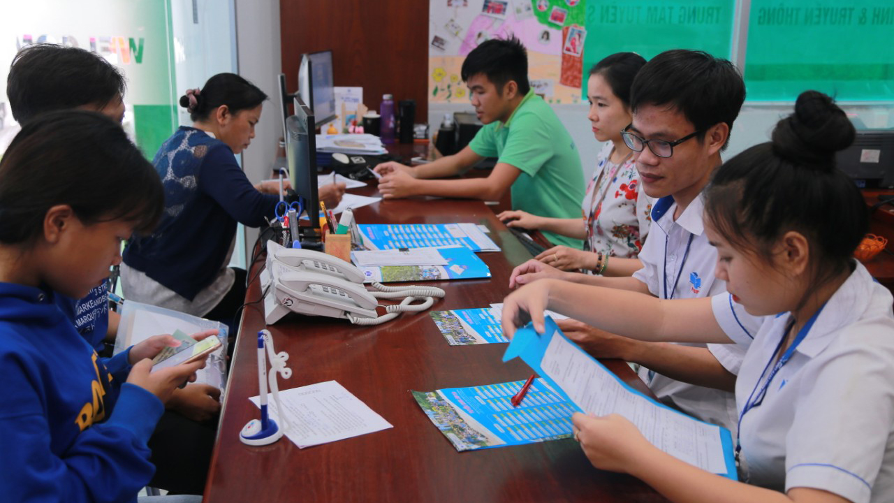 HUFI công bố chỉ tiêu tuyển sinh chính thức và thêm 3 ngành mới