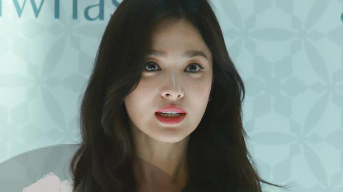 Song Hye Kyo kém đẹp xuất hiện lần đầu sau ly hôn