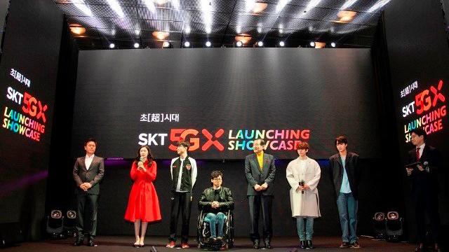 Hàn Quốc trở thành quốc gia đầu tiên triển khai rộng rãi mạng 5G