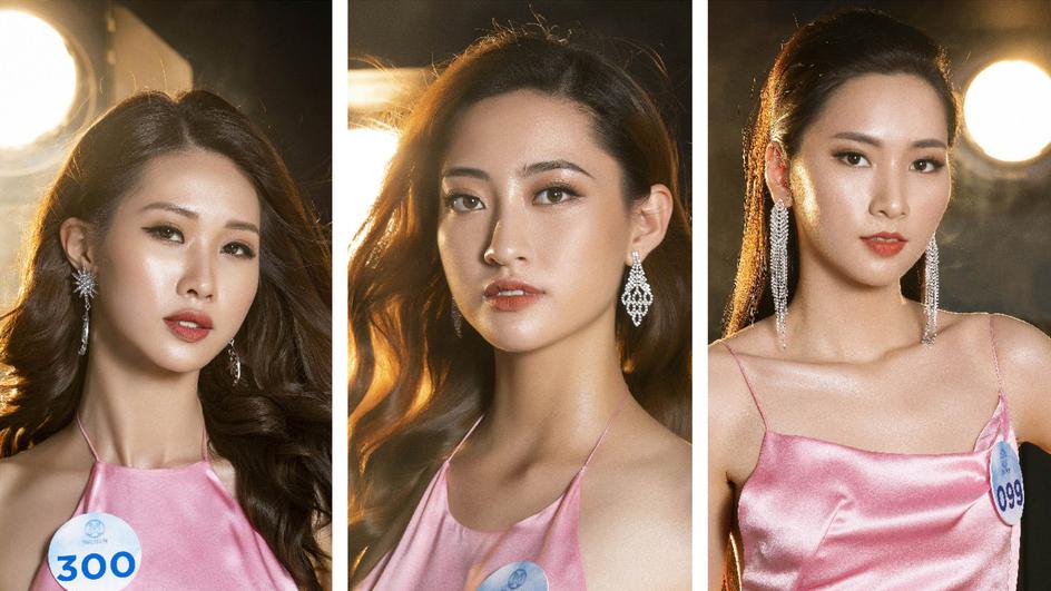 Long lanh dàn thí sinh chung khảo phía Bắc Miss World Việt Nam 2019