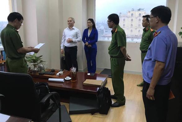 Bộ công an bắt Chủ tịch HĐQT công ty Alibaba Nguyễn Thái Luyện và em trai