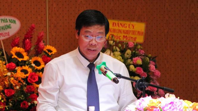 PGS-TS Nguyễn Xuân Hoàn được bổ nhiệm làm Hiệu trưởng Trường ĐH Công nghiệp Thực phẩm TP HCM