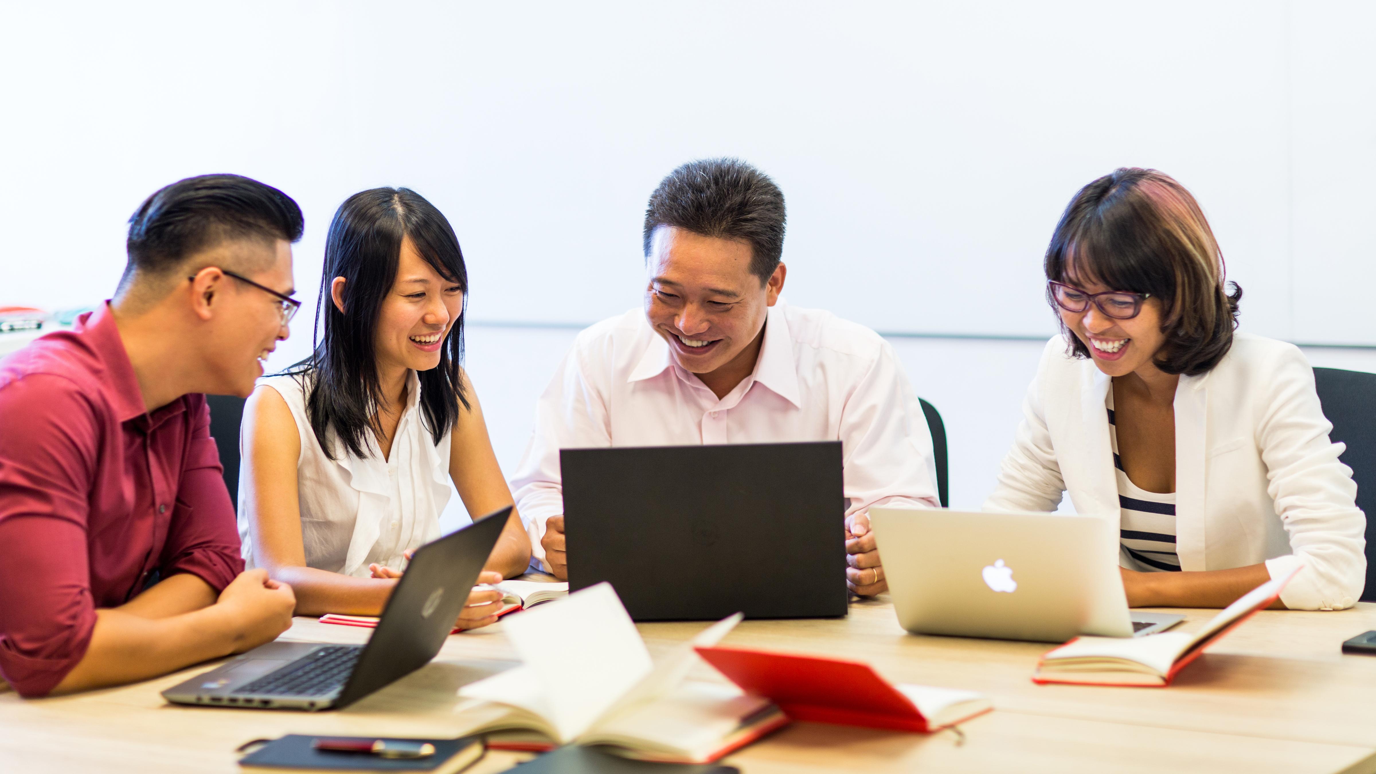 Chương trình MBA xếp hạng cao trên bảng xếp hạng toàn cầu được giảng dạy tại RMIT Việt Nam