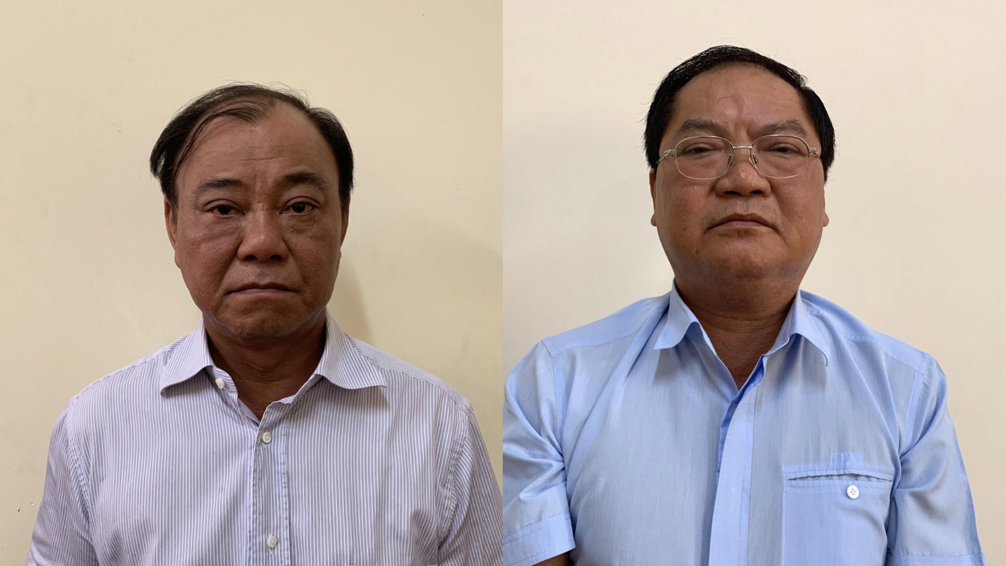 Bắt giam Lê Tấn Hùng, nguyên Tổng Giám đốc SAGRI