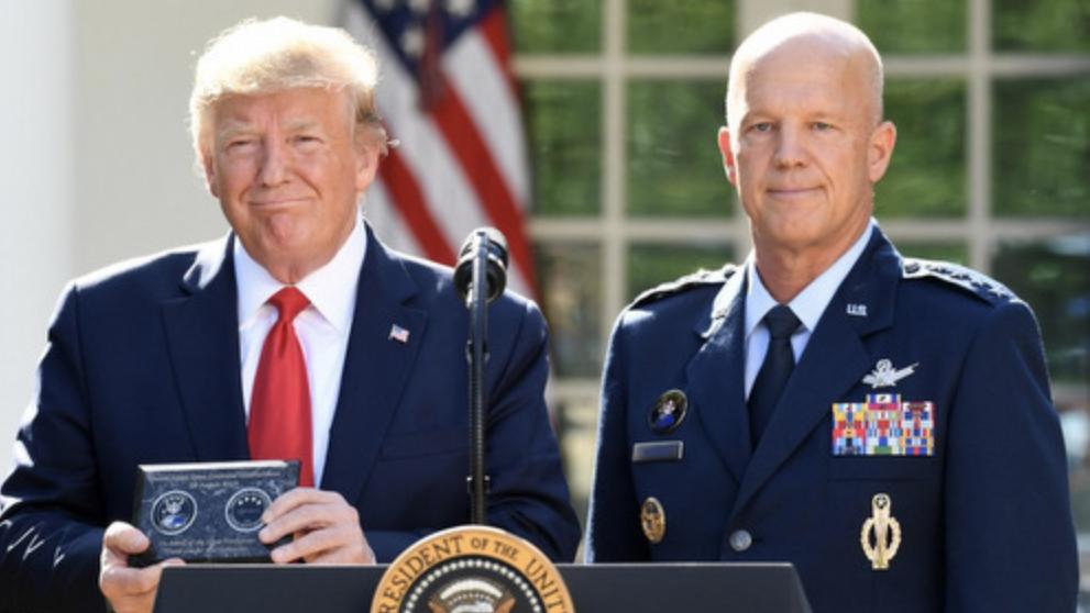 Bộ tư lệnh Vũ trụ của Mỹ đi vào hoạt động
