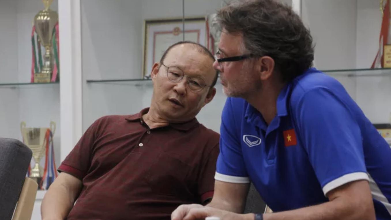 U18 Việt Nam có HLV mới