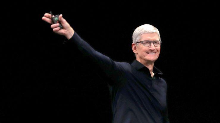 Apple đang chi nhiều tiền để hoàn thành
