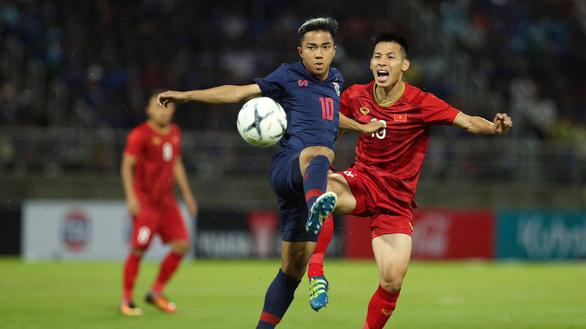 Thái Lan vs Việt Nam kịch tính đến giây cuối cùng