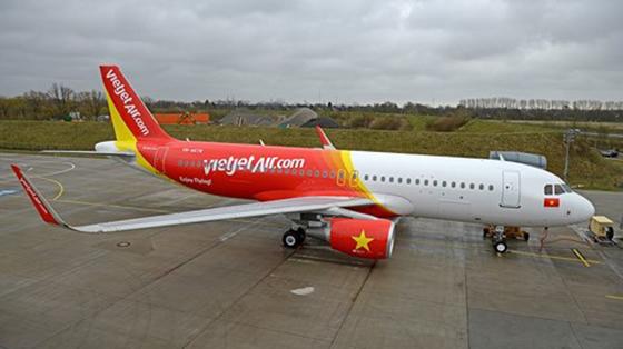 Vietjet Air phải huỷ, hoãn hơn 100 chuyến bay