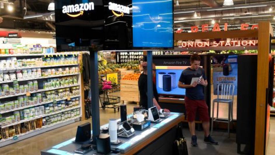 Amazon sẽ đóng cửa tất cả 87 cửa hàng bán lẻ pop-up tại Mỹ bắt đầu vào tháng 4 tới