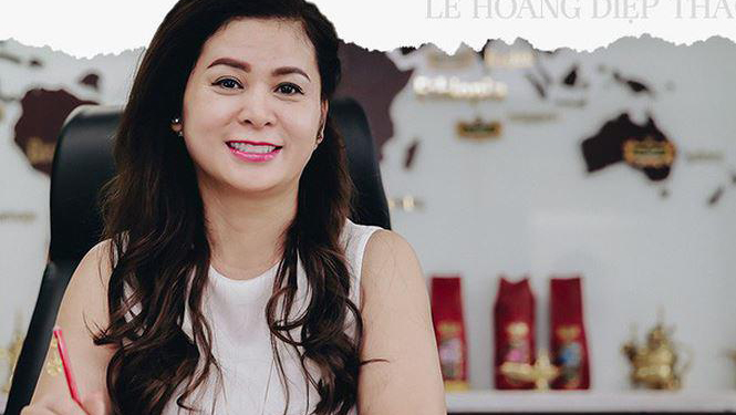 Bà Lê Hoàng Diệp Thảo nói gì khi 'thắng kiện' ông Đặng Lê Nguyên Vũ?