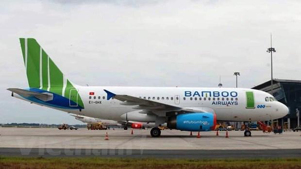 Sẽ báo cáo Bộ GTVT về kế hoạch tăng máy bay của Bamboo Airways