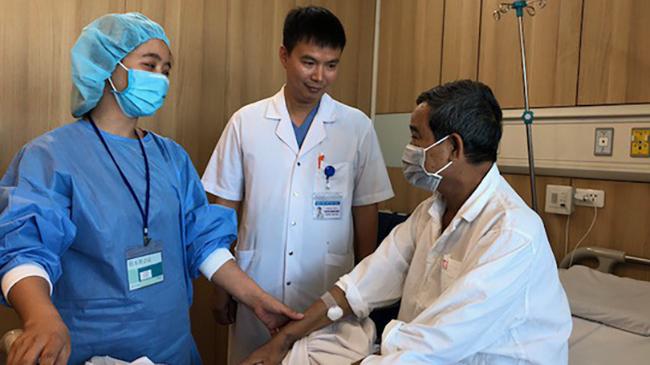 Lần đầu tiên, 16 người được ghép tạng từ 4 người cho chết não trong 1 tháng