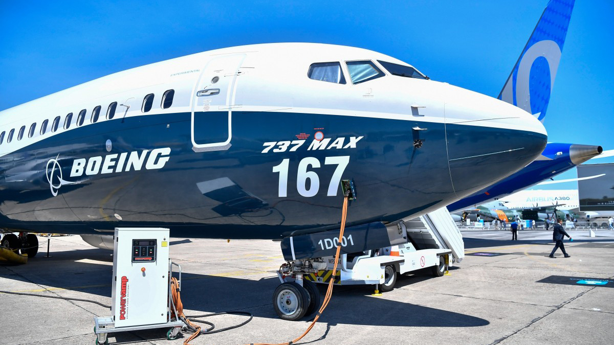 Boeing thử nghiệm 96 chuyến bay với phần mềm sửa lỗi 737 Max