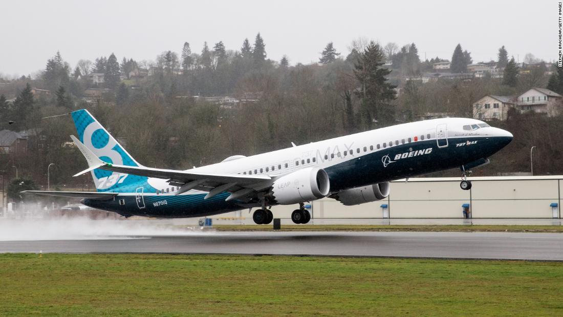 Chưa xem xét cấp chứng chỉ loại máy bay Boeing 737 Max cho Vietjet Air