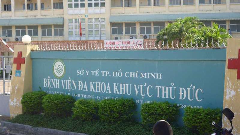 Bệnh viện đa khoa khu vực Thủ Đức thu tiền người nhà nuôi bệnh