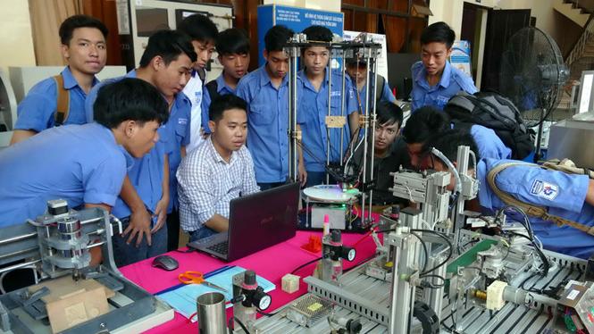Trường CĐ Kỹ thuật Cao Thắng xét tuyển từ kết quả thi năng lực của ĐHQG TP HCM