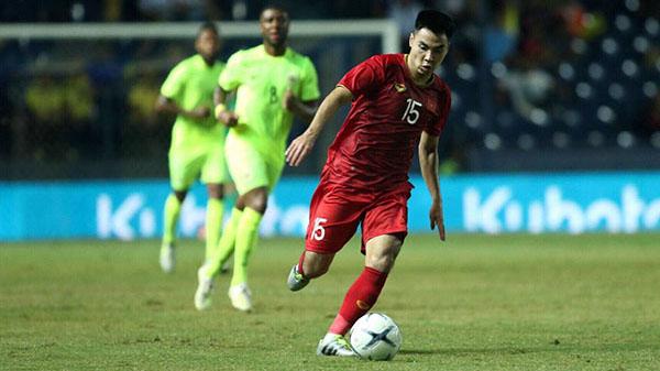 Việt Nam đánh rơi danh hiệu vô địch King's Cup ở loạt đá luân lưu