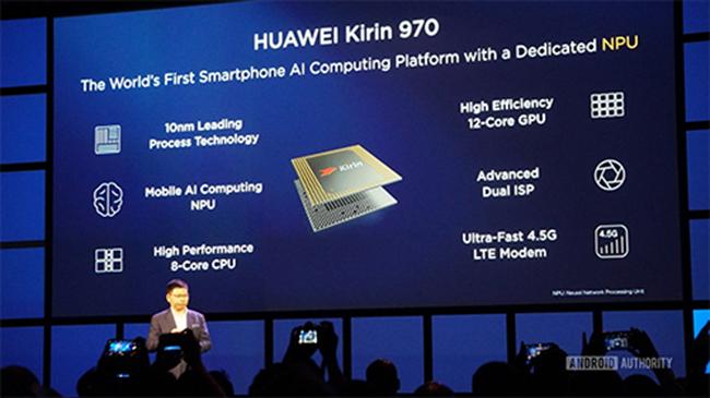 Huawei nhận thêm hung tin