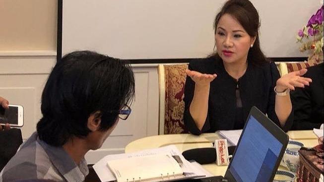 Nóng: Eximbank trả hết nợ gốc cho bà Chu Thị Bình vụ mất 245 tỉ