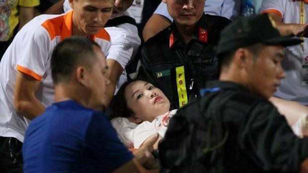 Hà Nội yêu cầu đảm bảo an ninh cho các trận đấu trên sân Hàng Đẫy