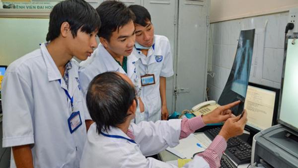 Trường ĐH Y dược TP HCM công bố điểm chuẩn