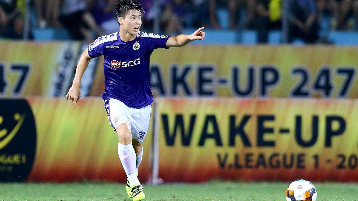 Đỗ Duy Mạnh có nguy cơ vắng mặt trong trận gặp Thái Lan ở King's cup
