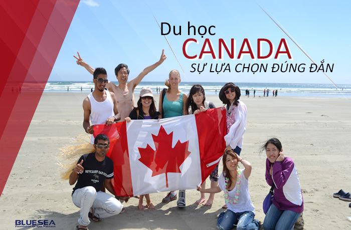 Những thông tin cần biết về du học Canada