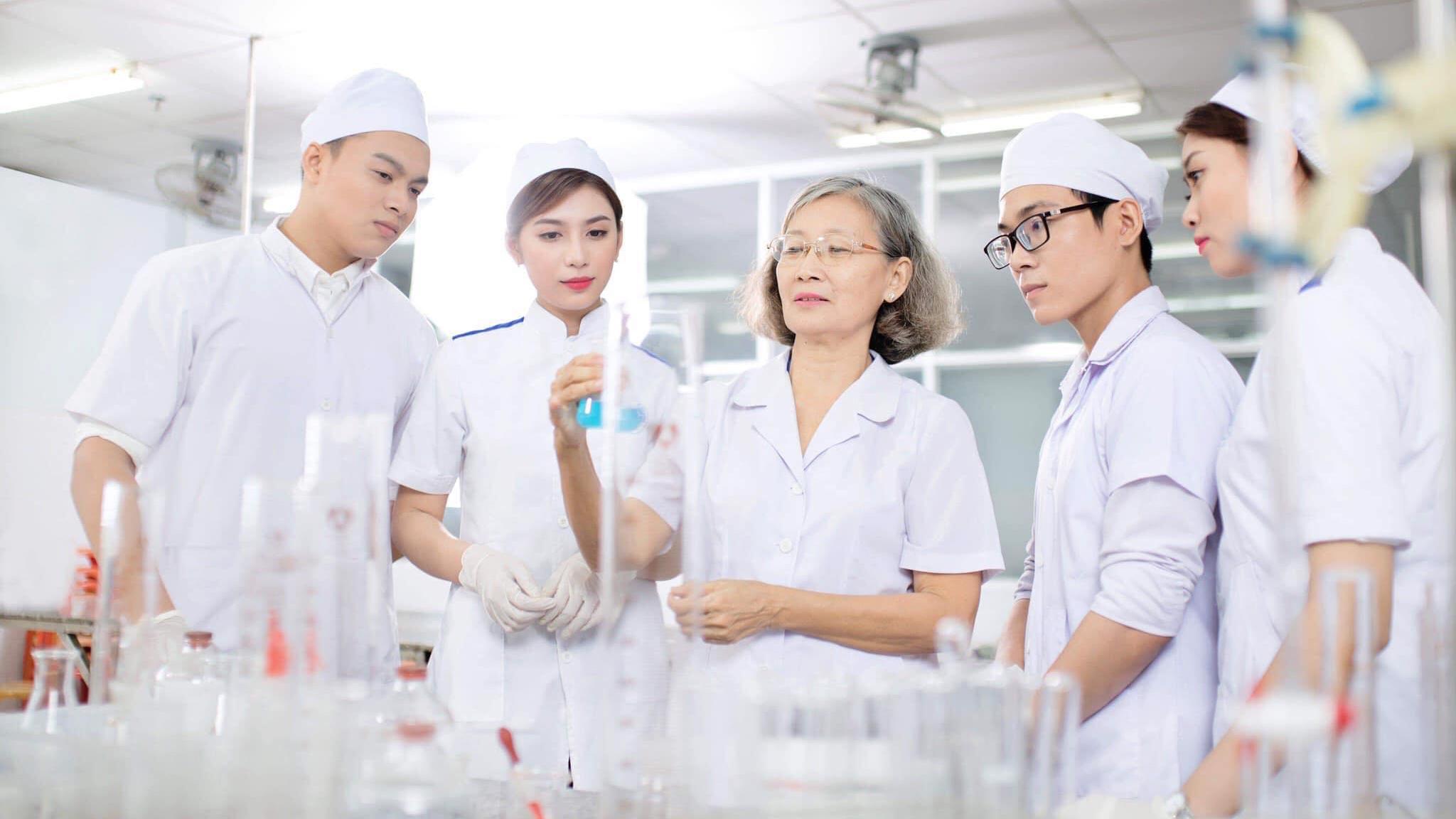 Nhu cầu nhân lực ngành Dược rất cao