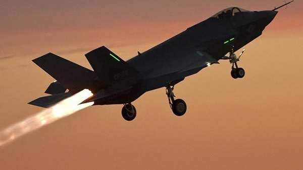 Máy bay F-35 của Nhật mất tích khi bay huấn luyện