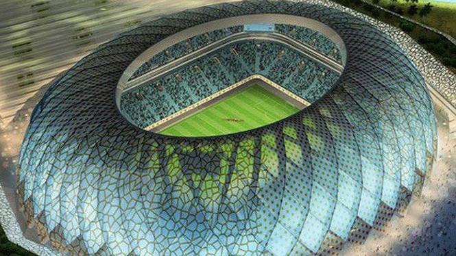 FLC muốn xây dựng sân vận động 100.000 chỗ ngồi tại Hà Nội