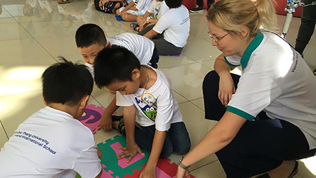 Trường quốc tế Việt Nam-Phần Lan tuyển sinh khóa đầu tiên từ 2019