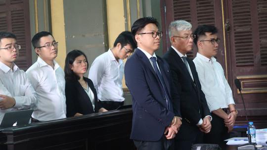Tòa tuyên Grab bồi thường cho Vinasun 4,8 tỉ đồng