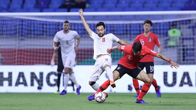 Hàn Quốc thắng nhọc nhằn trước tuyển Philippines