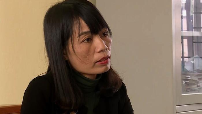 Hiệu trưởng trường THCS Duy Ninh nên từ chức