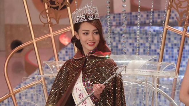 Tân Hoa hậu Hong Kong bị tố ngoại tình, từng là người thứ ba