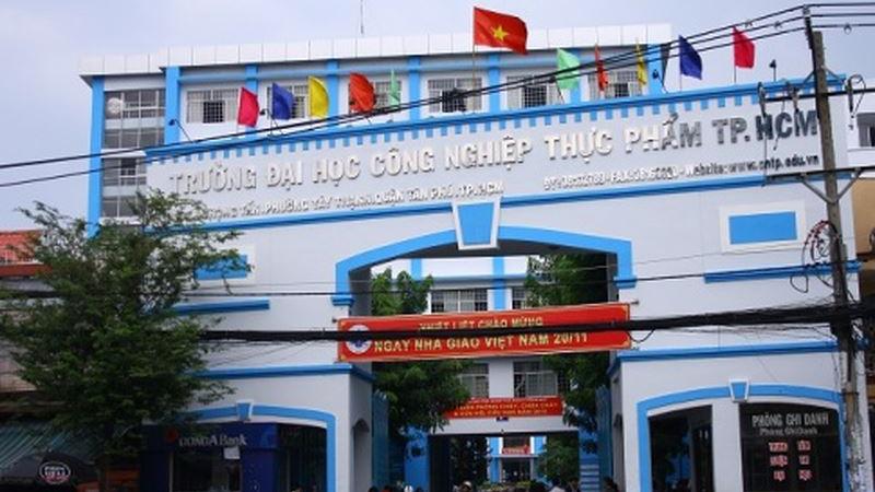 Trường ĐH Công nghiệp Thực phẩm tuyển sinh trình độ thạc sĩ