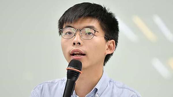 Thủ lĩnh phong trào biểu tình ở Hồng Kông sang Đức