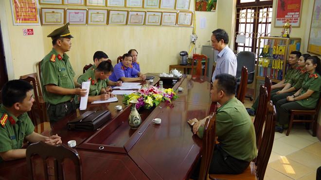 Khởi tố 2 phó giám đốc Sở GD-ĐT Hà Giang tiếp tay gian lận điểm thi