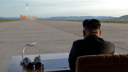 Triều Tiên thử nghiệm vũ khí có