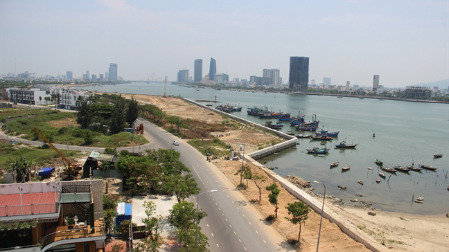 Dự án lấn sông Hàn bị tạm dừng, chủ dự án kêu cứu Thủ tướng