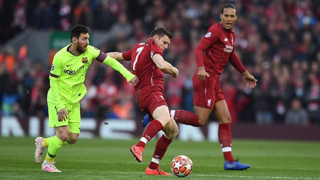 Liverpool ngược dòng quật ngã Barcelona để tiến vào chung kết UEFA Champions League