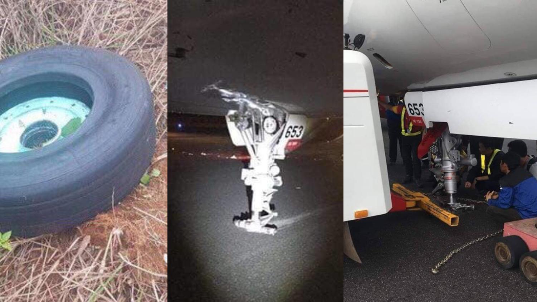 Cục Hàng không điều tra sự cố máy bay của Vietjet air rơi bánh ở sân bay Buôn Ma Thuột