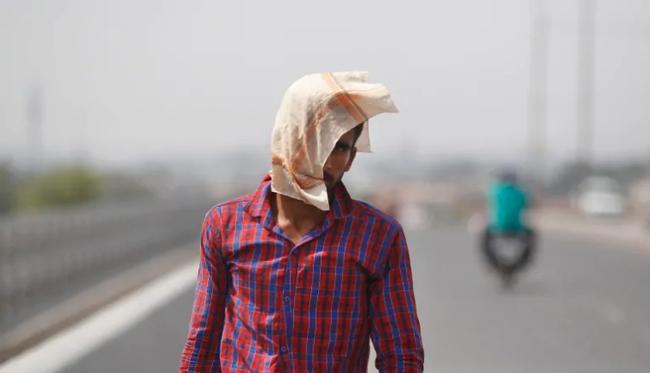 Ấn Độ: 49 người tử vong vì nắng nóng gay gắt